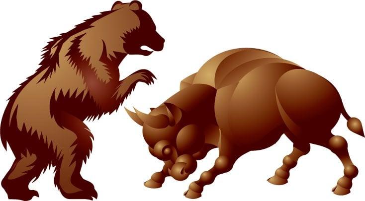 увидите борьба быков и медведей картинки воспоминаниям французского посла